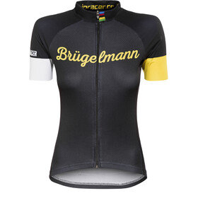 Brügelmann Bioracer Classic Race Jersey Damen black